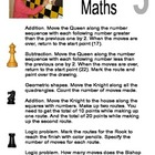 &quot; Chess and Maths &quot;. Part 5