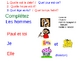-ER VERB WARM-UP ACTIVITY PPT FRENCH