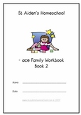 -ace Word Family Workbook