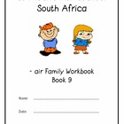 -air Word Family Workbook