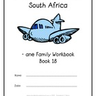 -ane Word Family Workbook