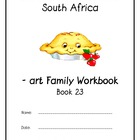 -art Word Family Workbook