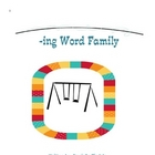 -ing word family