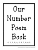 0-9 Number Poem Book