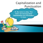 021- ELA Punctuation and Capitalization (Grades 2-3)