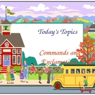 027 - ELA Command and Exclamations