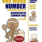 1 More Gingerbread Man Math