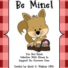 10 2nd Grade Valentine Math Games to Support the Common Core