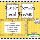10 Easter Frames/Borders
