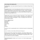 10 Minilessons - Narrative Nonfiction Reading Unit - TC Format