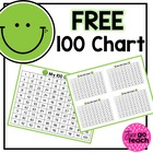 100 Chart: Student Tool