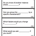 100 Crtical Thinking Questions for Informational Text &amp; CCSS