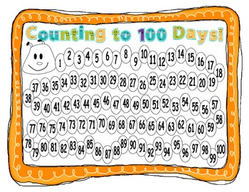 100 Days Daily Activity Booklet