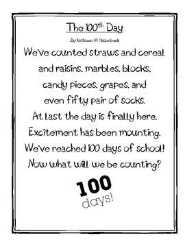 100 Days Poems