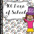 100 Days of School Unit: Thematic Common Core Curricular E