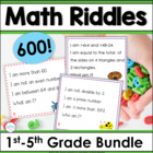 100 Riddles for the Hundred Chart Primary / Intermediate C