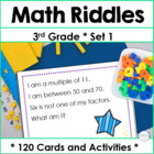 100 Riddles for the Hundred Chart for Third Grade