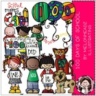100 days of school bundle by melonheadz
