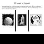 100 people to the moon place value game