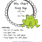 100s Chart Frog Hop