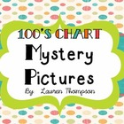 100&#039;s {hundred} Chart Mystery Pictures {Holidays/Seasonal}