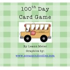 100th Day Card Game
