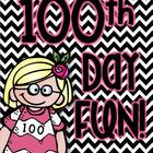 100th Day Fun! {9 Activities}