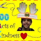 100th Day - I had a hand in 100 acts of kindness