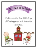 100th Day of Kindergarten