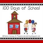 100th Day of School - An Emergent Reader