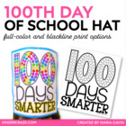 100th Day of School Hat
