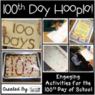 100th Day of School Hoopla!!