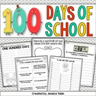 100th Day of School Mini-Unit Activities