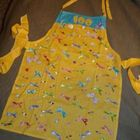 100th Day of School Teacher Apron