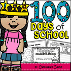 100th Day of School Thematic Unit!