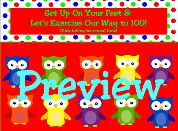 100th Day of School for ActivBoard