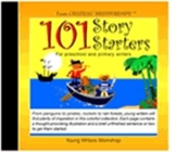 101 Story Starters Illustrated Writing Prompts