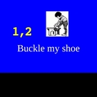 1,2 Buckle My Shoe Power Point