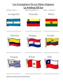 12 Templates/Partner Sign-Up Sheets in Spanish