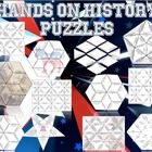 12 U.S. History Review Puzzles Plus 6 Puzzle Templates