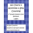 120 Chart &amp; Activities:First Grade Math Common Core 1.NBT1