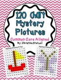 120 Chart Mystery Pictures {CCSS Aligned}