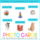 126 Photo Classifying Cards