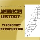 13 Colonies Introduction Powerpoint