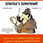 1305 America's Government COMPLETE UNIT