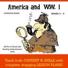 1309 America and WWI  COMPLETE UNIT