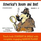 1310 America's Boom and Bust COMPLETE UNIT