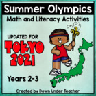15 Summer Olympics Math and Literacy Activities
