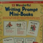 15 Wonderful Writing Prompts Mini-Books