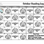 15 minute Reading Logs 2012-13